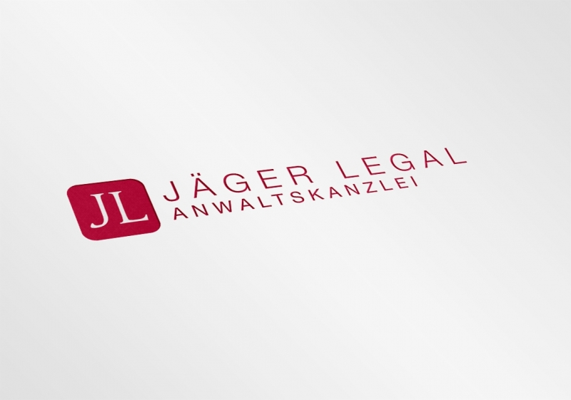 Corporate Design Jäger Legal