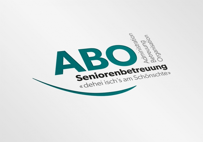 Corporate Design ABO Seniorenbetreuung