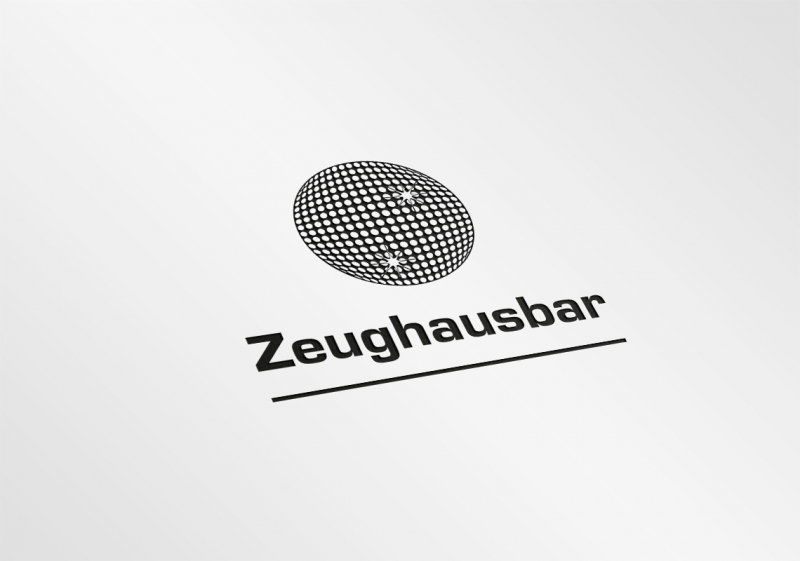 Corporate Design für Zeughausbar in Uster